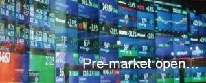 Pre-Market Trading – Crude Oil and Euro Slide