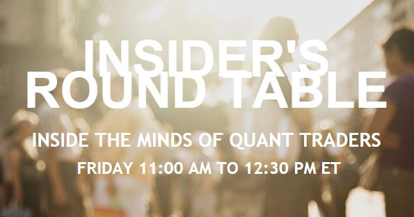 Inside the Minds of Quant Traders – Meetup Link