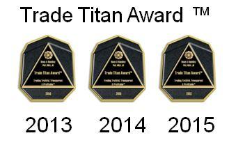 3 awards
