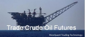 Trade Crude Oil Futures: Live trading room access