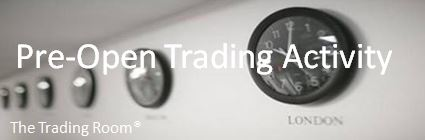 New Trading Hours: New Trading Room Link