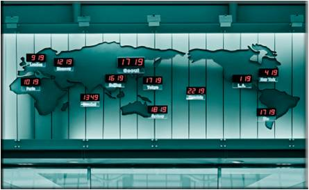 world dgital clocks