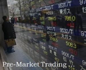 Pre-Market Trading: Global Stocks Rally