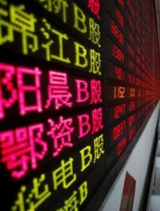 Stocks at one-week high on China stimulus…