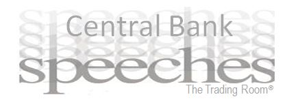 World Headlines – Central Bank Speeches