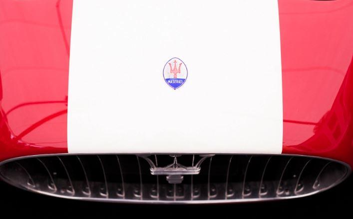 LIFESTYLE: 1954 Maserati