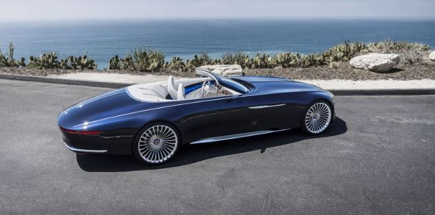 LIFESTYLE: The New Mercedes-Maybach